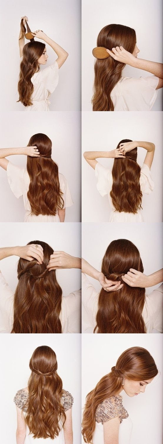 32 Chic 5 Minute Hairstyles Tutorials You May Love Styles Weekly