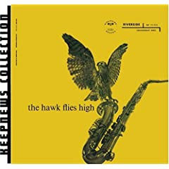 The Hawk Flies High cover