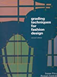 Grading Techniques for Fashion Design textbook for fashion students