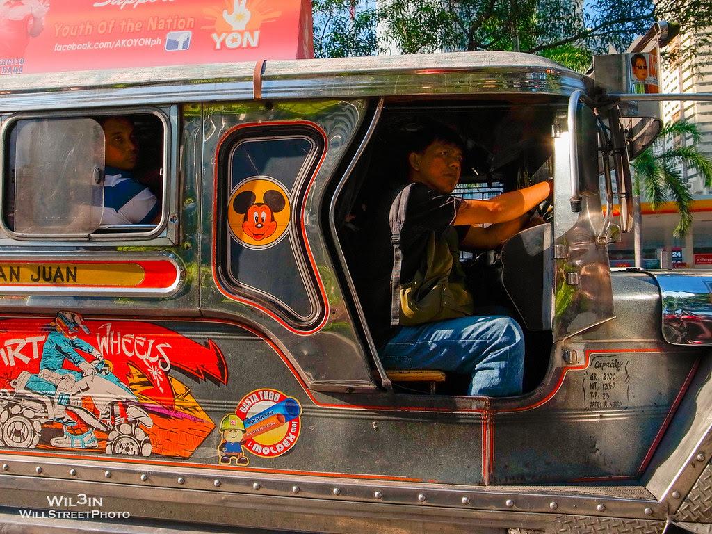 Manila on Jeepney