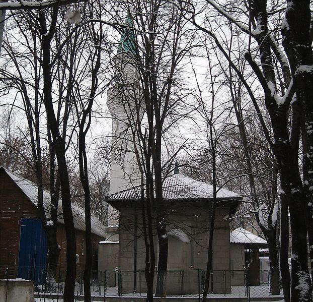 File:Mosque Bucharest.JPG