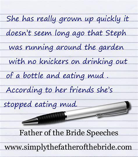 Bride's Father   WEDDING : F.O.T.B. in 2019   Bride speech