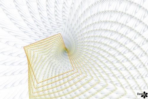 Framed Spiral
