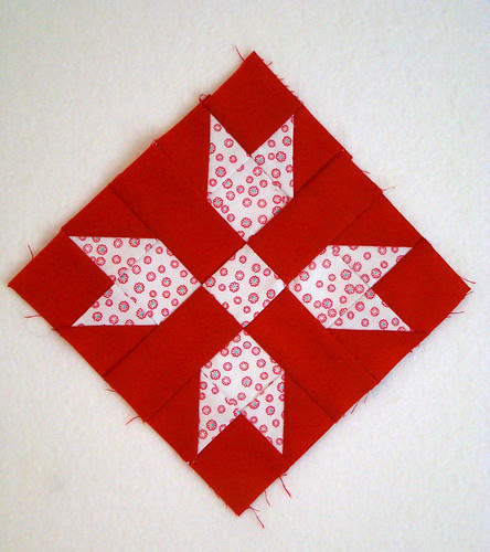 Block 21 - Butterfly at the Crossroads