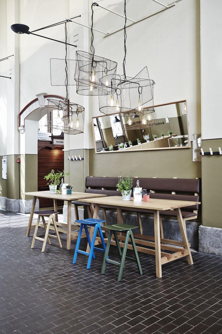 Decordemon story restaurant in helsinki by joanna