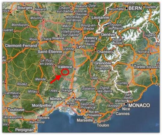 Situer Sur La Carte De France My Blog