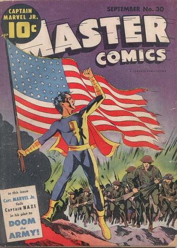 (1943) master comics 30