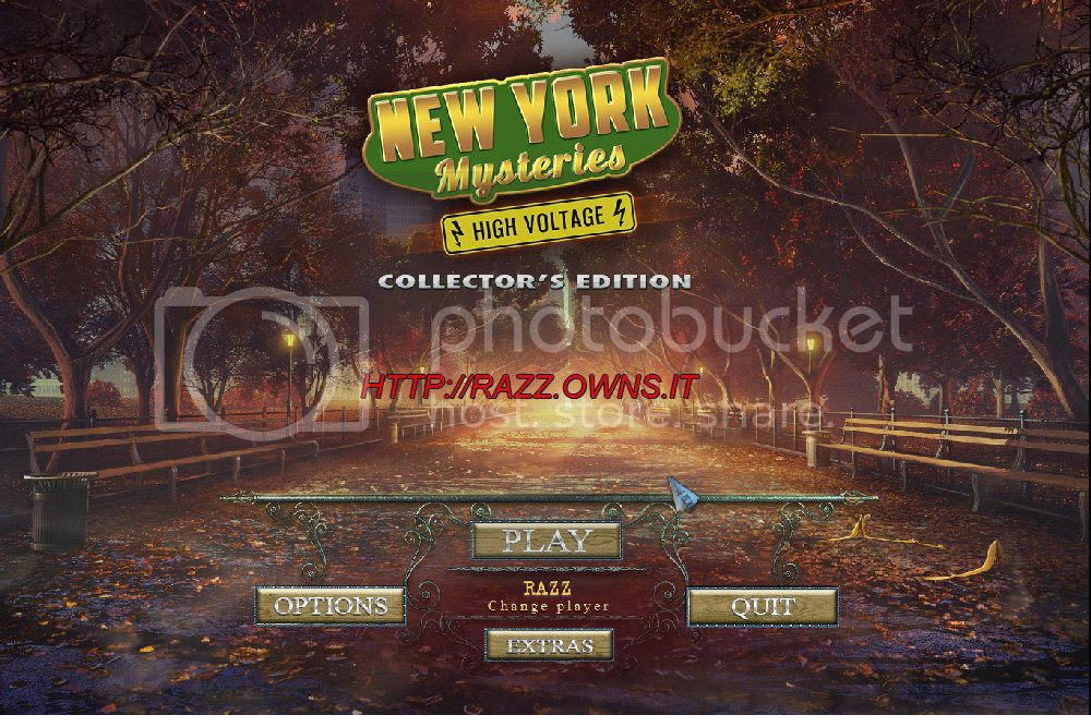 New York Mysteries 2: High Voltage Collector's Edition [FINAL]