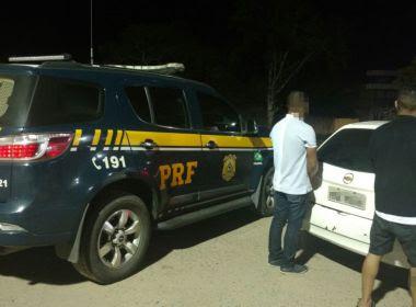 Buerarema: Segundo mais votado na última eleição, vereador é preso com veículo roubado