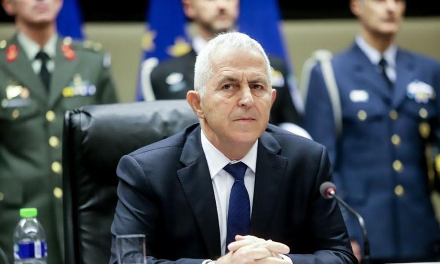 Μήνυμα Αποστολάκη σε Τουρκία: Επιζητούμε την ειρήνη αλλά προασπίζουμε αποφασιστικά τα κυριαρχικά μας δικαιώματα - Στηρίζουμε την Κύπρο