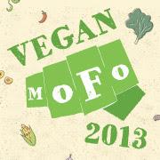 Vegan Mofo 2013!