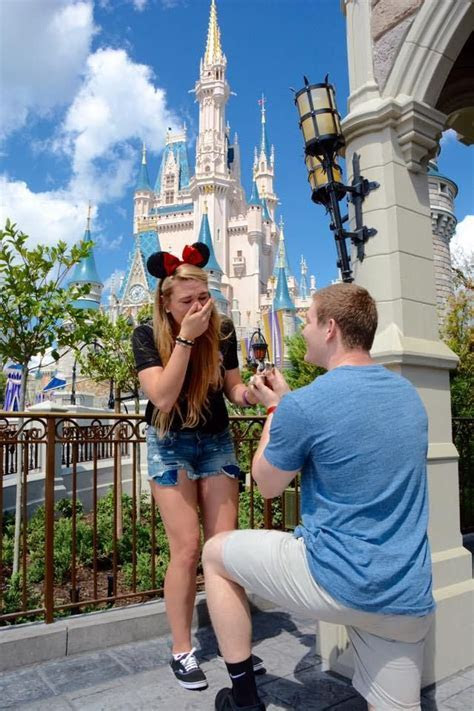 Top Ten Places to Propose at Disney   Disney World Tips