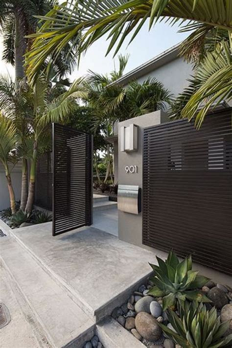 awesome modern house design ideas modern entrance gate