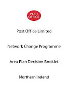 Post Office NI closure report