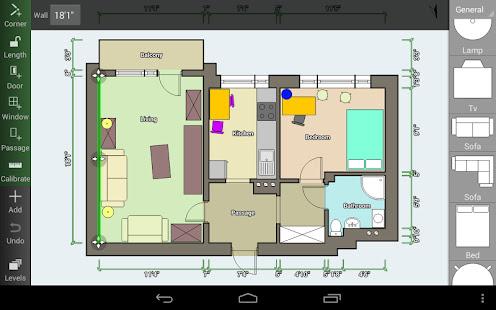 Floor Plan Creator - screenshot thumbnail