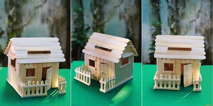 Miniatur Rumah Minimalis Dari Triplek | Ide Rumah Minimalis