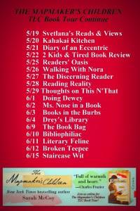 TLC TMC Tour schedule 2of2