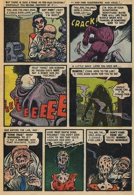 Basil Wolverton Robot Woman Weird Mysteries 002 4_cr