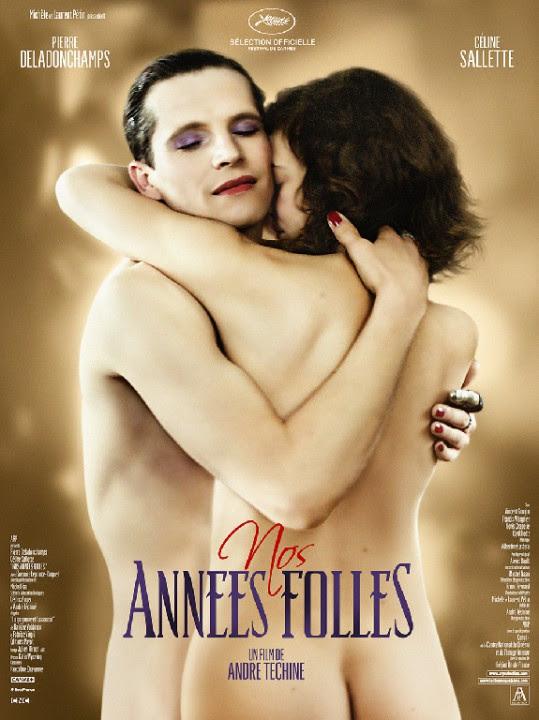 NOS ANNÉES FOLLES: une affiche pour le nouveau Téchiné sélectionné à Cannes