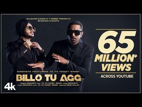 BILLO TU AGG AE Lyrics - Yo Yo Honey Singh ft. Singhsta