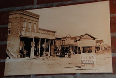Dodge City, Front Street