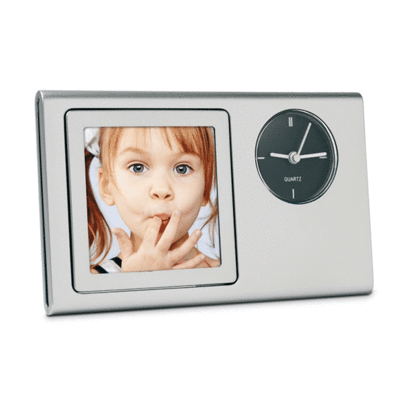 Promotional Desk Clock Wphoto Frame Clocks Importer And Supplier