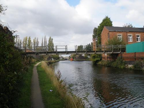 Wednesbury Old Canal   P9240142