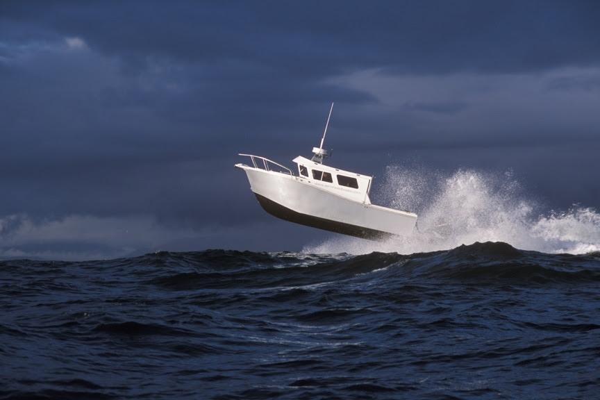 Fishing Boats: Aluminum Boat