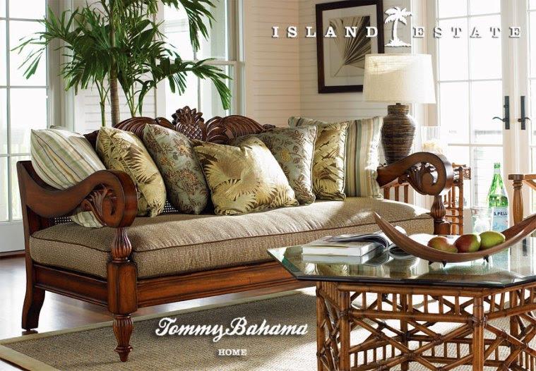 Tommy Bahama Dining Room Set