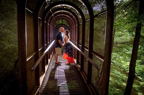 Sarah & Kevin's Wissahickon Valley Park Engagement Session