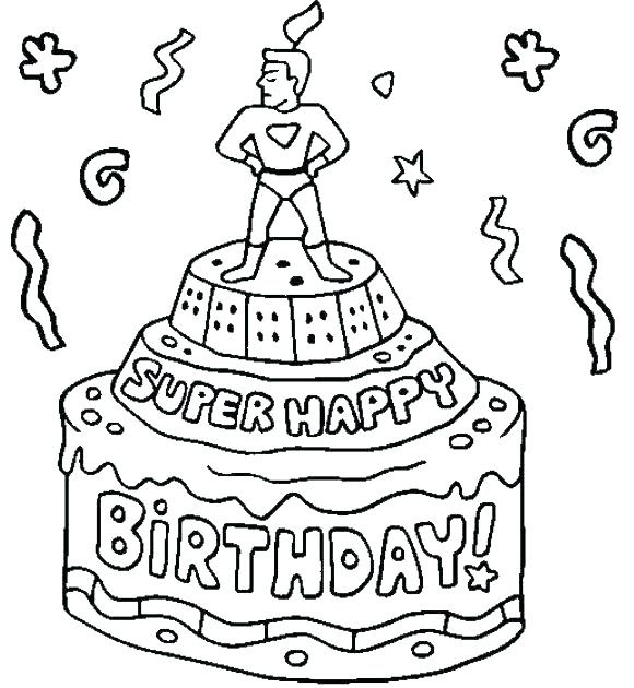 Happy Birthday Dad Drawing at GetDrawings   Free download