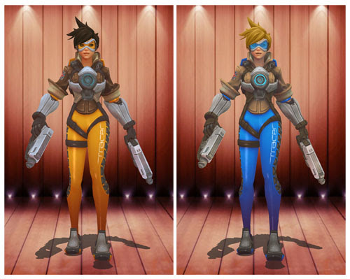Tracer Storm Heroes
