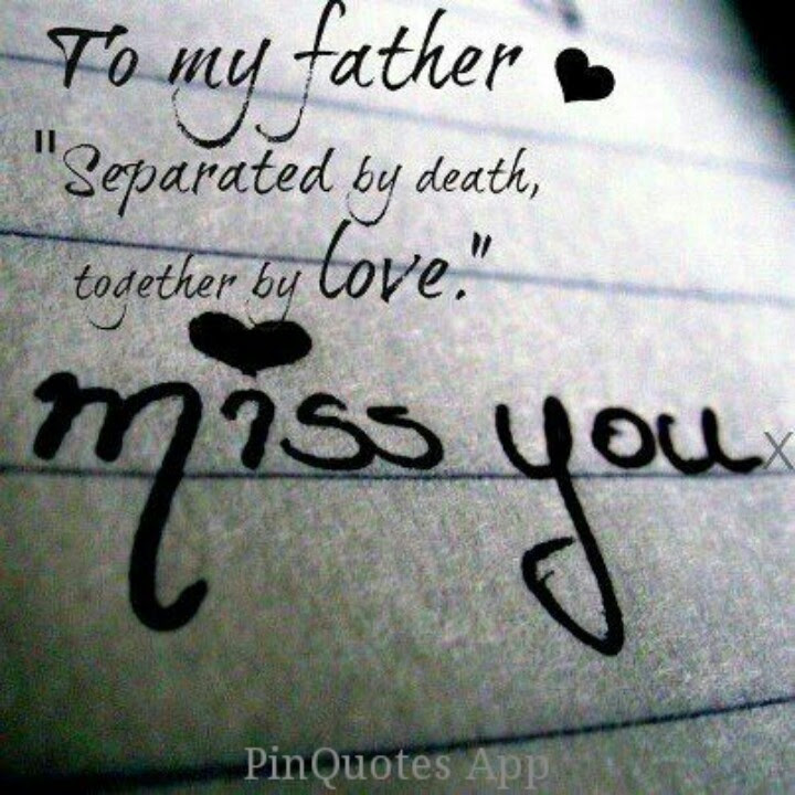 Miss You Dad Fathers Day Quotes Herpmeds
