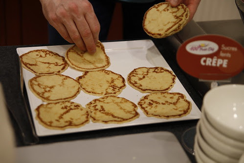 Crepes of Ibis Hotel, Brest