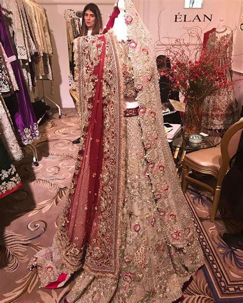 ideas  pakistani bridal wear  pinterest