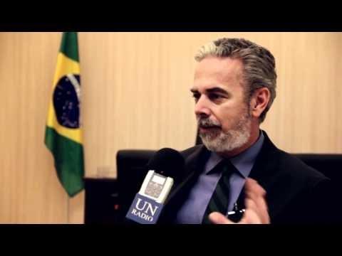 """""""Brasil defende a Economia Verde inclusiva"""", afirma Antonio Patriota em entrevista exclusiva para ONU Brasil"""