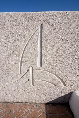 Burj Al Arab Stone Carving