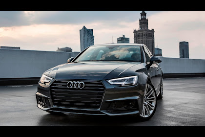 2017 Audi A4 Blacked Out