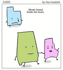 Rhode Island broke his heart.