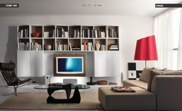 Modern Living Rooms from Tumidei pic 7