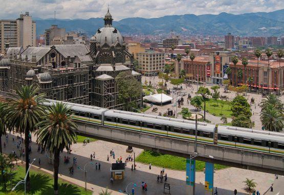 Centro de Medellín.