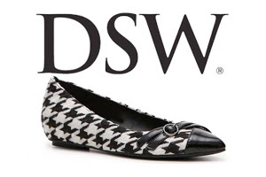 Off at DSW Shoes for Your Birthday