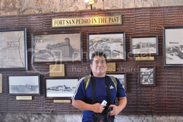 fort san pedro -ron