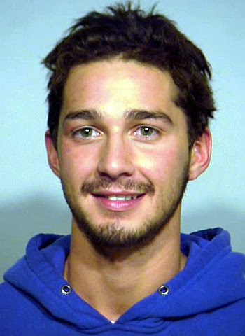 shia labeouf and megan fox together. LaBeouf gets together