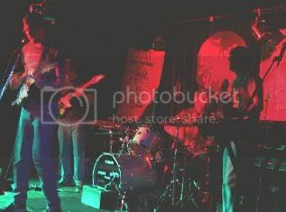 The D'Urbervilles @ The Silver Dollar: photo by Mike Ligon