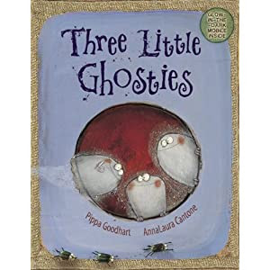 Three Little Ghosties