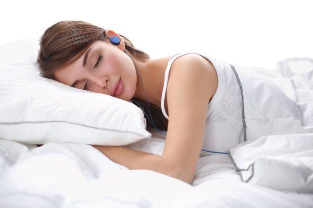 Bedphones earbuds