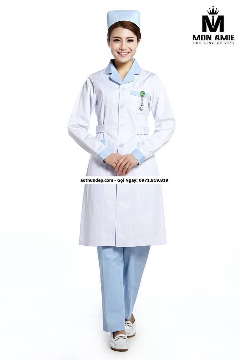 Chúng tôi chuyên cung cấp Đồng phục bệnh viện cho các bác sỹ, điều dưỡng, y tá, dược sỹ hàng đầu Việt Nam. Sản phẩm đồng phục b