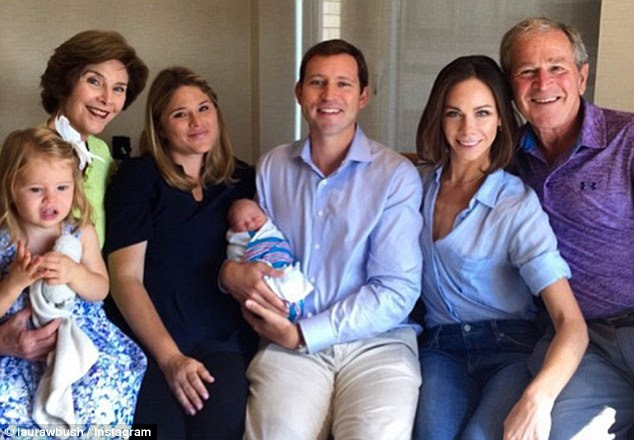 Image result for george bush family