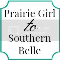 Prairie Girl to Southern Belle